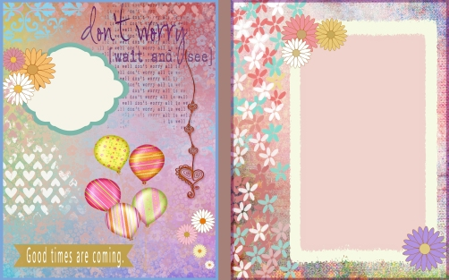 Pretty Flower Journal 2