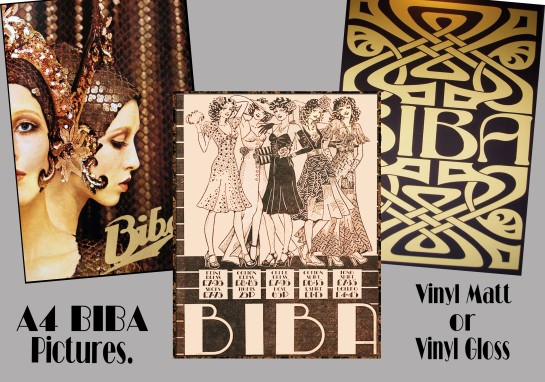 3 BIBA Collages